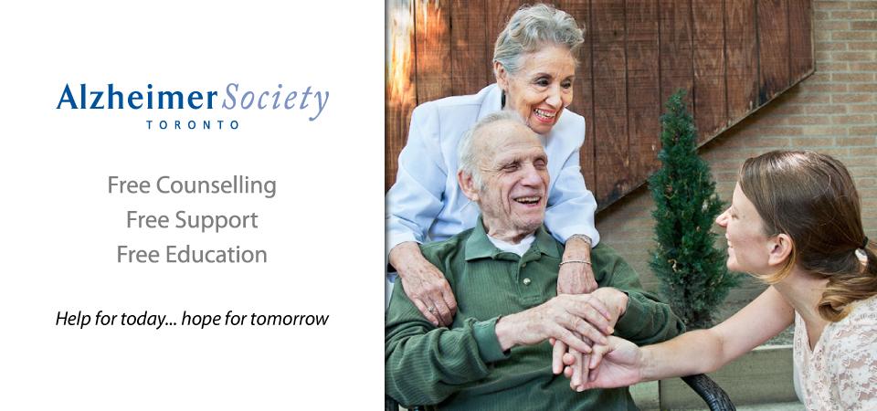 Alzheimer's Society Toronto