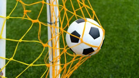 Soccer in zero gravity