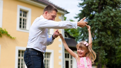 Shake It Off: Father/Daughter Dance Party