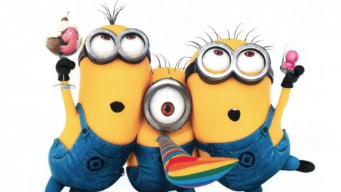 New Trailer for Minions Film