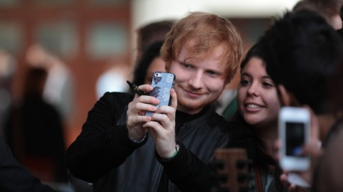 Ed Sheeran Reaffirms His 'Nice Guy' Status