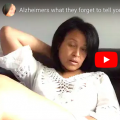 Alzheimers what they forget to tell you - episode 30 the domino effect